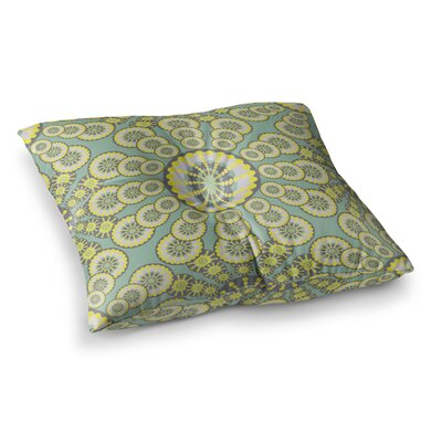 Miranda Mol Equinox Square Floor Pillow Size: 26 x 26