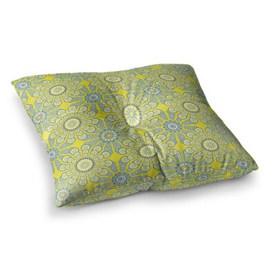 Miranda Mol Budtime Square Floor Pillow Size: 23 x 23