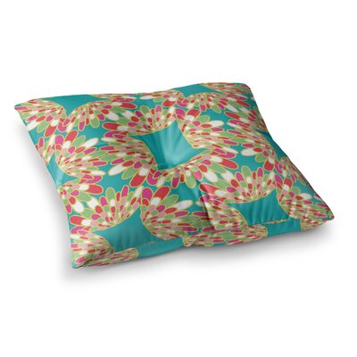 Miranda Mol Wings Square Floor Pillow Size: 23 x 23