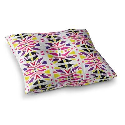 Miranda Mol Summer Mood Square Floor Pillow Size: 26 x 26