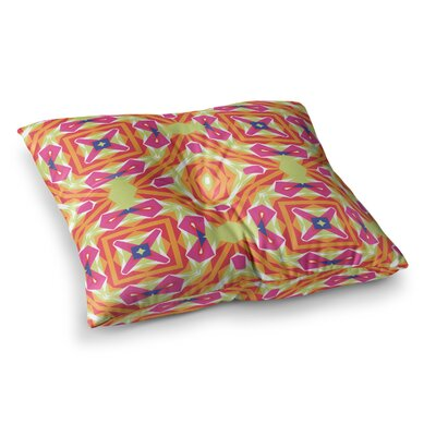 Miranda Mol Summer Vibes Square Floor Pillow Size: 23