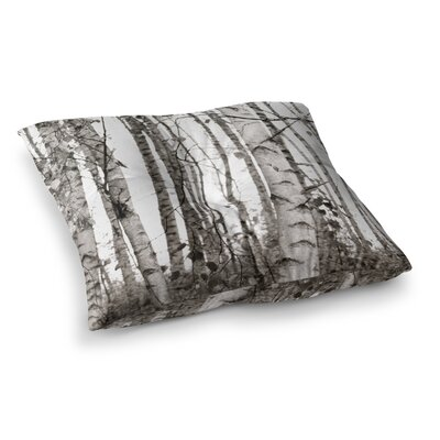 Monika Strigel Birchwood Square Throw Pillow Size: 26 x 26