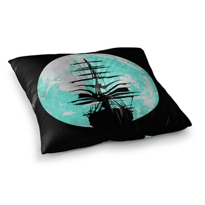 Micah Sager Voyage Square Floor Pillow Size: 26 x 26