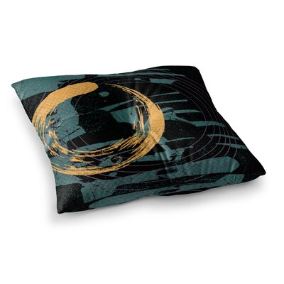 Micah Sager Weekend Square Floor Pillow Size: 23 x 23