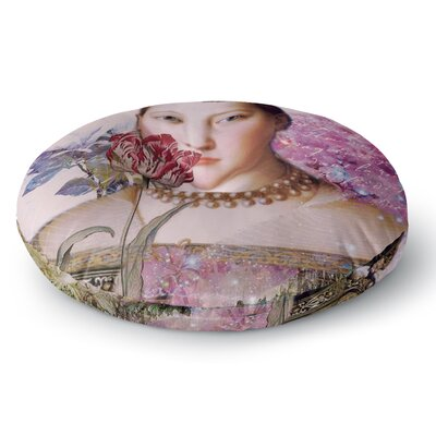 Suzanne Carter Eternity Round Floor Pillow Size: 23 x 23