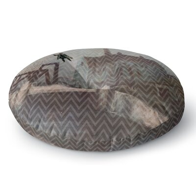 Suzanne Carter Away Round Floor Pillow Size: 23 x 23