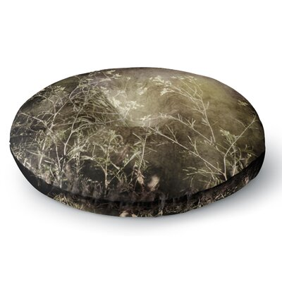 Sylvia Coomes Wild Darkness Photography Round Floor Pillow Size: 26 x 26
