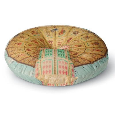 Suzanne Harford Jovial Round Floor Pillow Size: 23 x 23