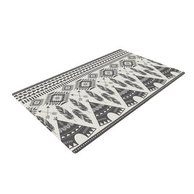 Amanda Lane Native Roots Brown/Gray Area Rug Rug Size: 4 x 6