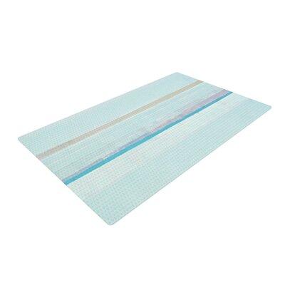 CarolLynn Tice Cost Blue/Aqua Area Rug Rug Size: 2 x 3