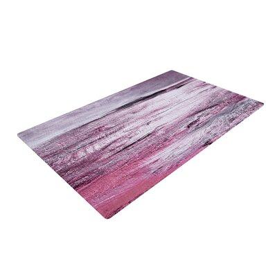 Iris Lehnhardt Sea Pink Area Rug Rug Size: 4 x 6