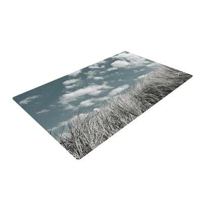 Iris Lehnhardt Dunes Gray/Blue Area Rug Rug Size: 2 x 3