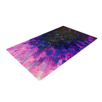 Ebi Emporium Limitless Pink/Purple Area Rug Rug Size: 2 x 3
