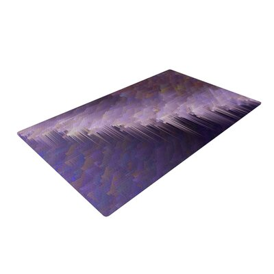 Michael Sussna Malibu Purple Area Rug Rug Size: 4 x 6