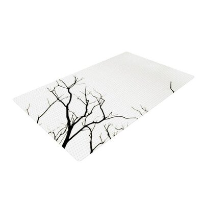Skye Zambrana Winter White Area Rug