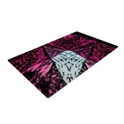 Theresa Giolzetti Family 2 Pink Area Rug