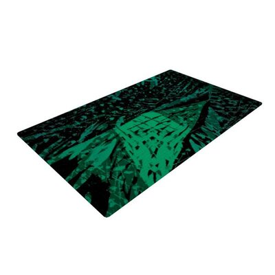 Theresa Giolzetti Family 4 Green Area Rug