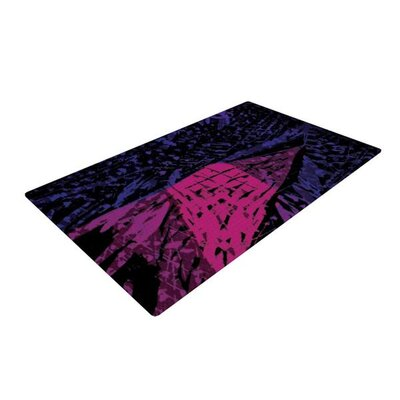 Theresa Giolzetti Family 6 Pink/Purple Area Rug