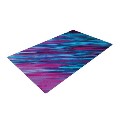 Theresa Giolzetti Purple/Blue Area Rug
