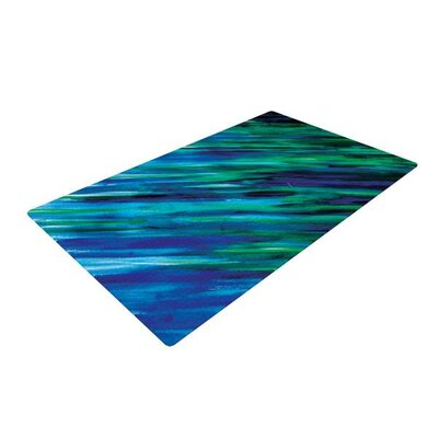 Theresa Giolzetti Blue/Green Area Rug