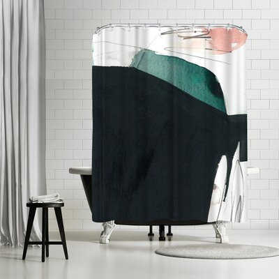Olimpia Piccoli Day One Ii Shower Curtain