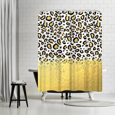 Charlotte Winter Elsa Shower Curtain