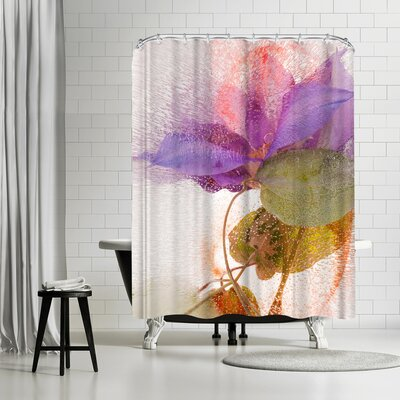 Zina Zinchik Entangled Shower Curtain