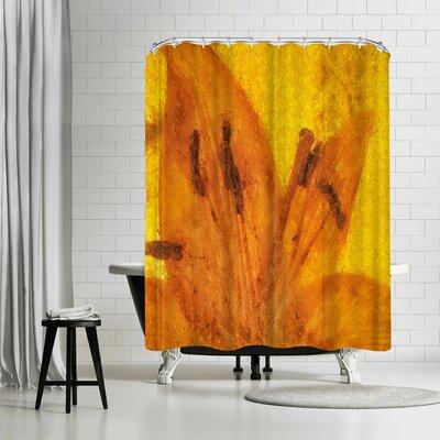 Zina Zinchik Heatwave Shower Curtain