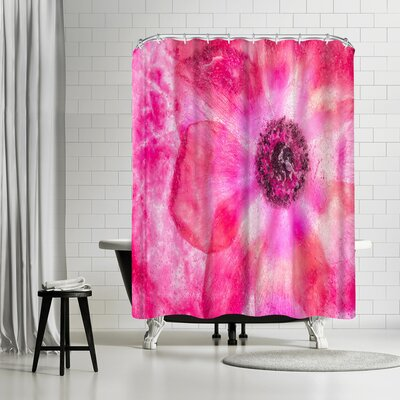 Zina Zinchik Projection of Love Shower Curtain