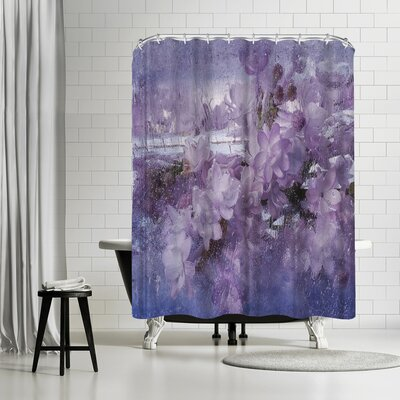 Zina Zinchik The Smell of Spring 2 Shower Curtain
