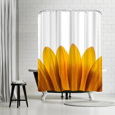 Maja Hrnjak Sunflower 2 Shower Curtain