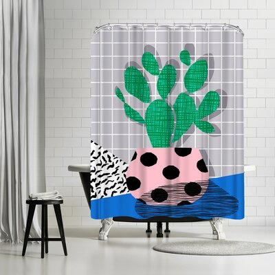 Wacka Designs Iffy Shower Curtain