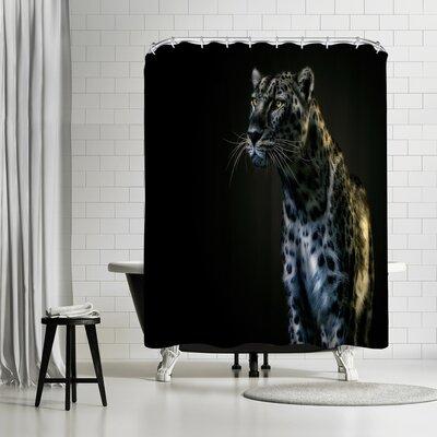 1x Vigilant Shower Curtain