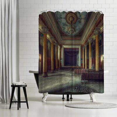 1x Lost Memories Shower Curtain