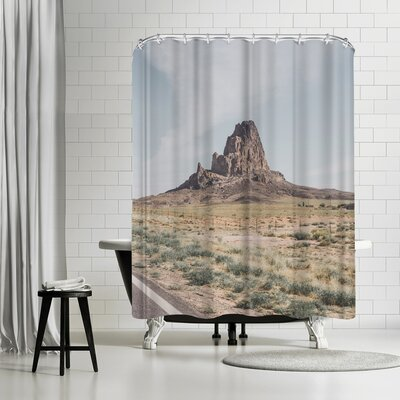 Luke Gram Arizona USA Shower Curtain