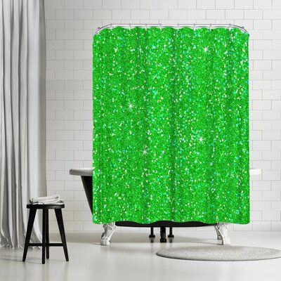 Wonderful Dream Luxury Diamond Shower Curtain