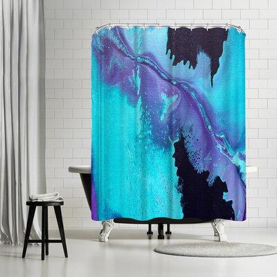 Deb McNaughton Blessed Shower Curtain