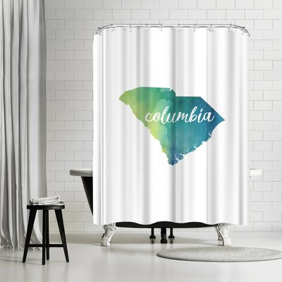 Paperfinch SC Columbia Shower Curtain