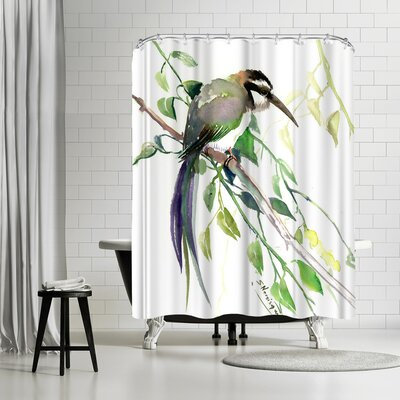 Suren Nersisyan Bee Eater Shower Curtain