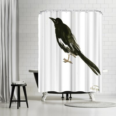 Suren Nersisyan Magpie 3 Shower Curtain