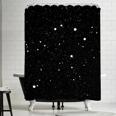 Tracie Andrews Expanse Shower Curtain