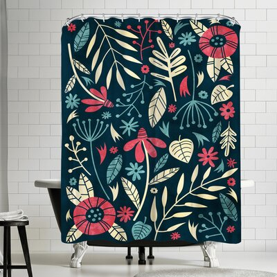Tracie Andrews Julepa Shower Curtain