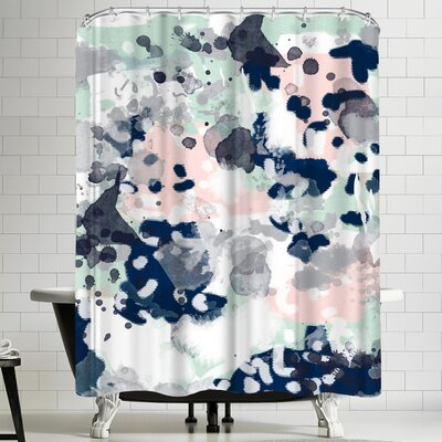 Charlotte Winter Tate Shower Curtain