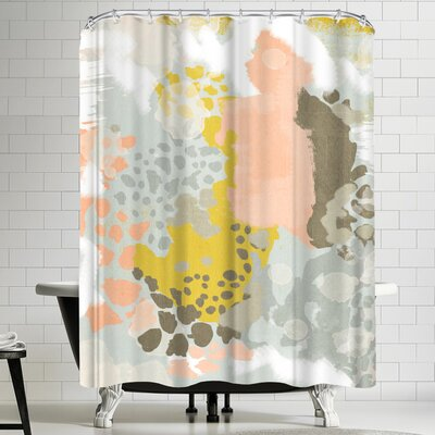 Charlotte Winter Upton Shower Curtain