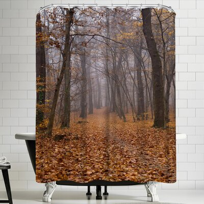 Maja Hrnjak Autumn Shower Curtain