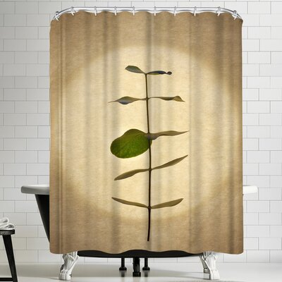 Maja Hrnjak Botany 11 Shower Curtain