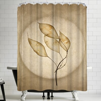 Maja Hrnjak Botany 14 Shower Curtain