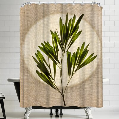 Maja Hrnjak Botany 15 Shower Curtain