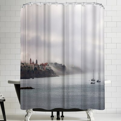 Maja Hrnjak Cascais Shower Curtain