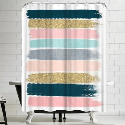 Charlotte Winter Zara Shower Curtain
